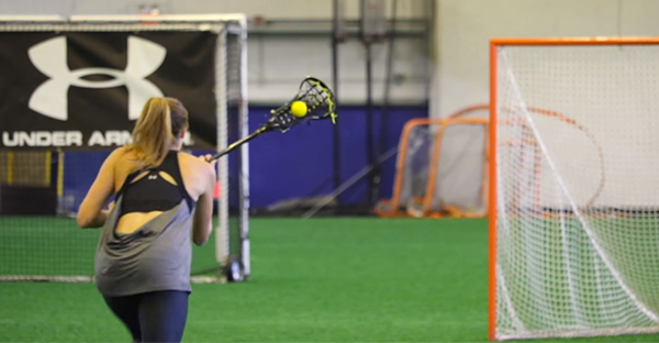 improving your lacrosse shot for women