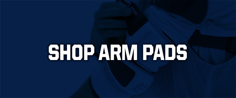 Lacrosse Arm Pad Sizing Chart