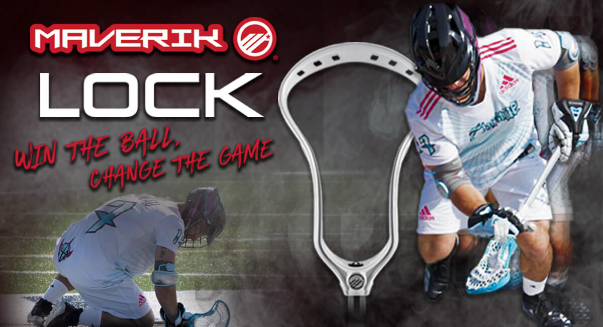 Maverik Lock Face-off Head
