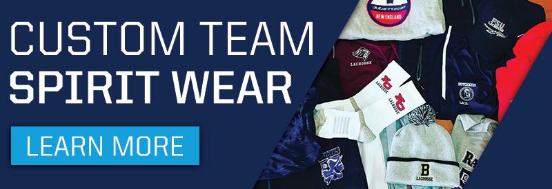 Custom Team Lacrosse spiritwear