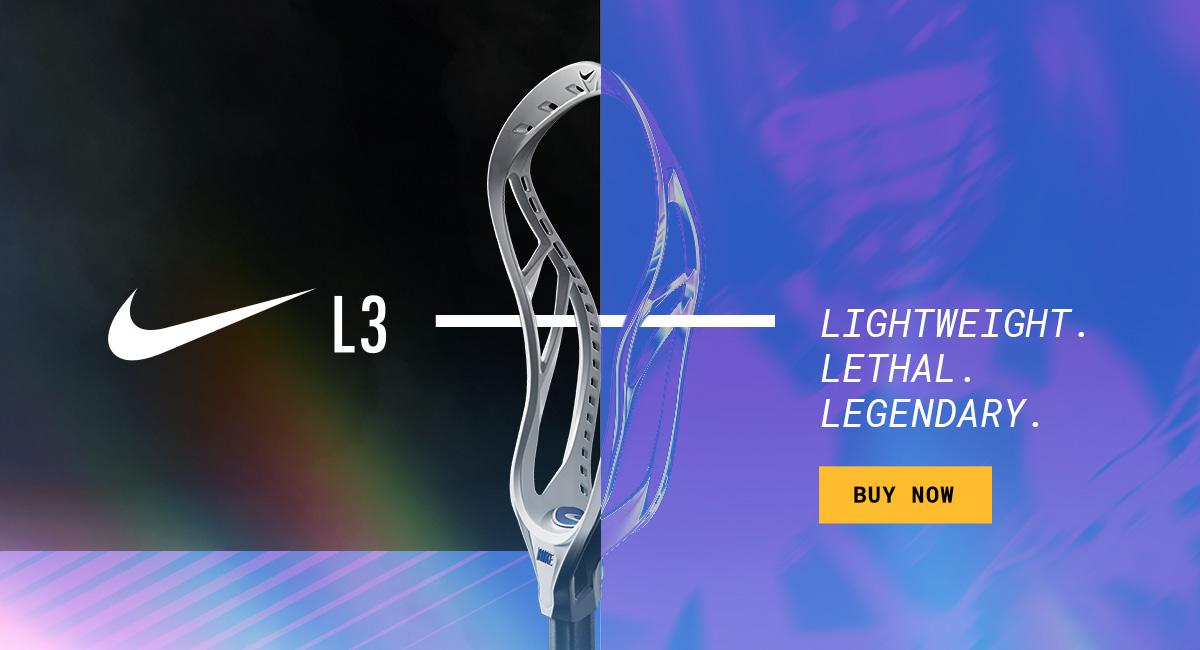Nike Lakota 3 - L3 Lacrosse Head