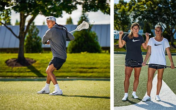 Nike Huarache 7 Lacrosse Cleat