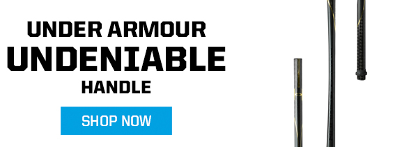 under armour undeniable handle
