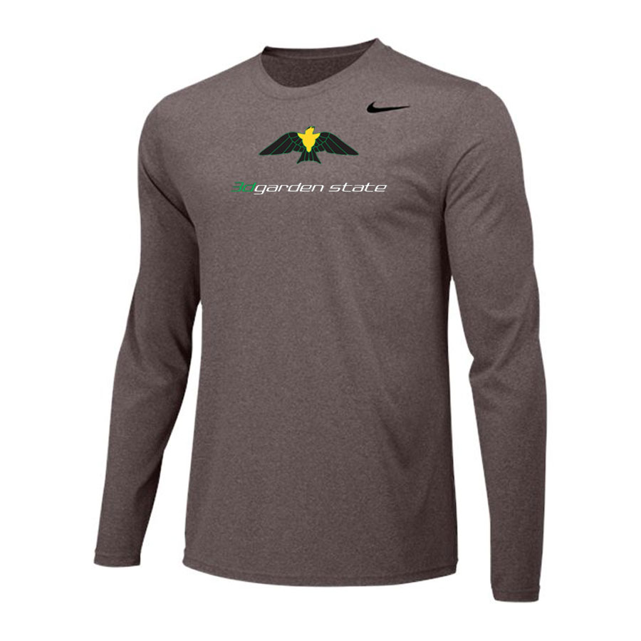 Nike Long Sleeve Dri Fit - 3d Garden State