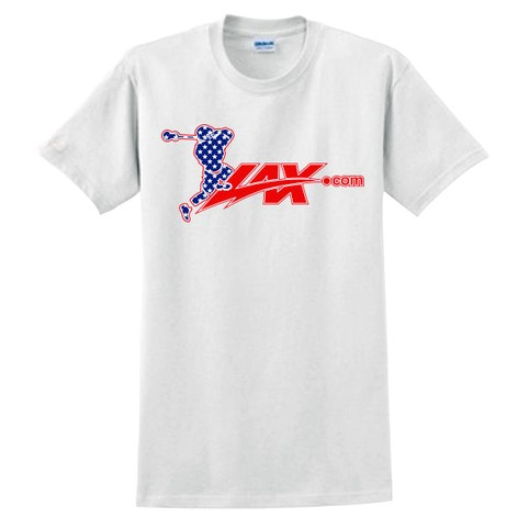 Lax.com Dollar Tee usa Youth Medium