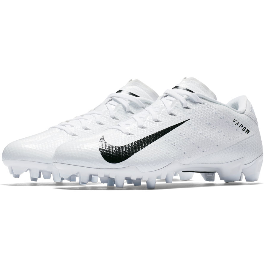6d845cee4563 Nike Vapor Untouchable Speed 3 TD-White-Black | Lax