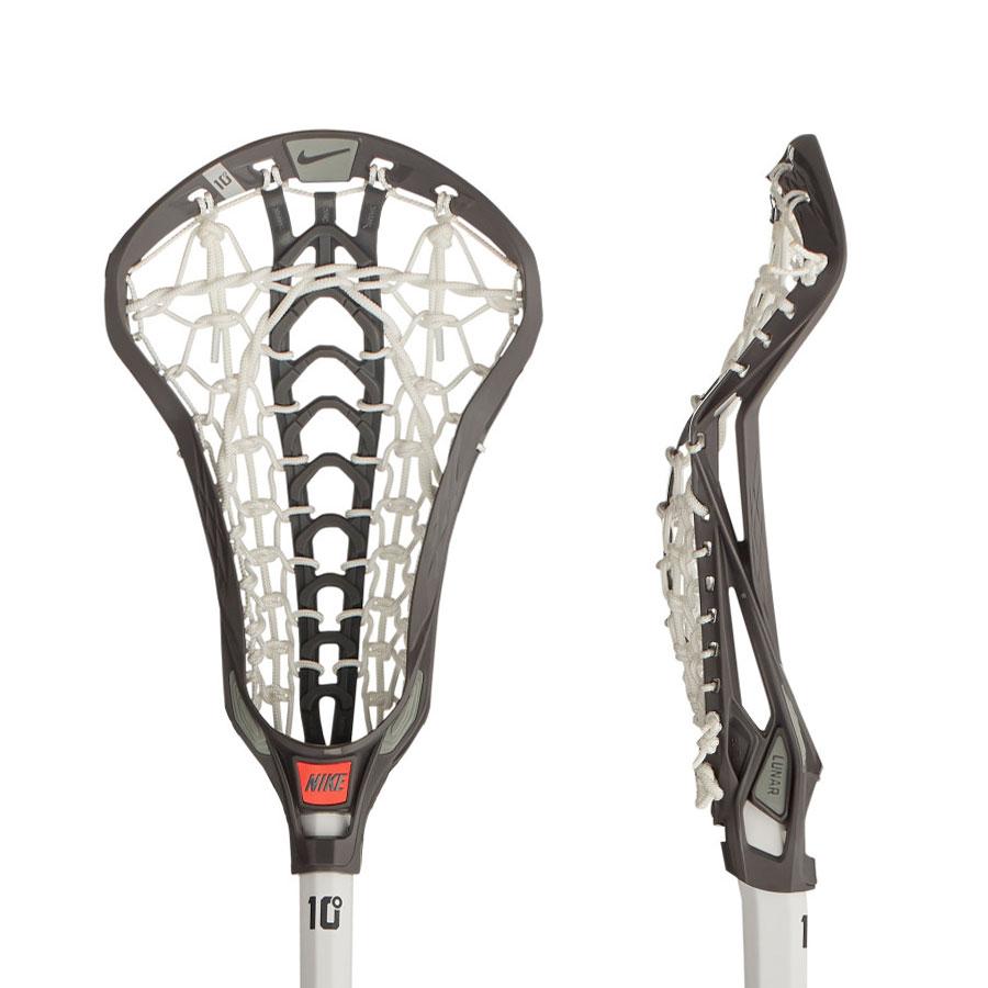 sports shoes 072d4 794ca Nike Lunar Elite 2 Strung Lacrosse Head