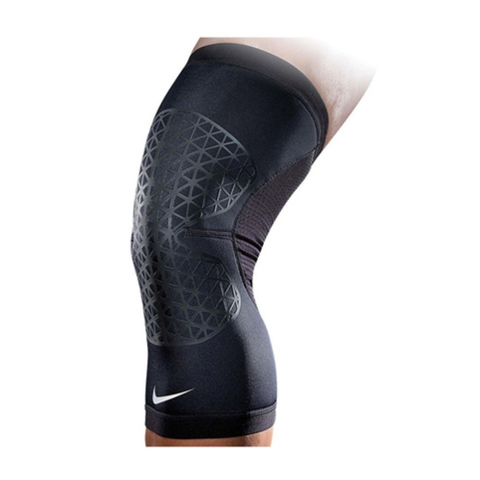 Es decir fuga Consejo  Nike Pro Combat Hyperstrong Knee Sleeve | Lowest Price Guaranteed