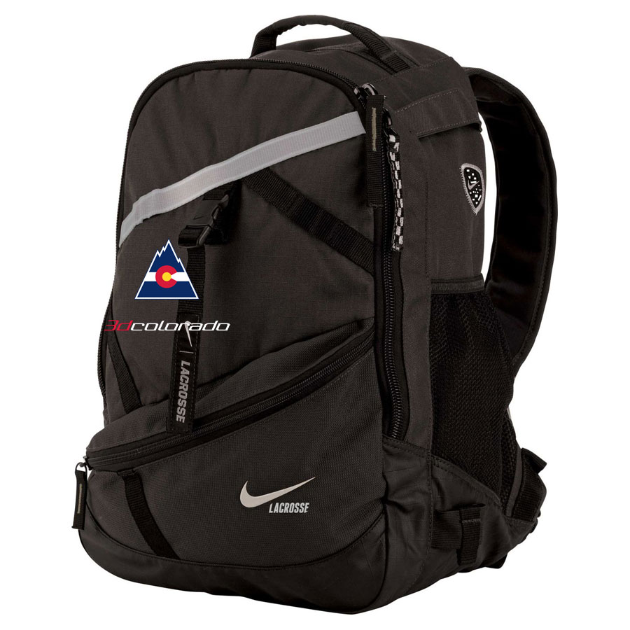 Lazer Backpack - 3d Colorado