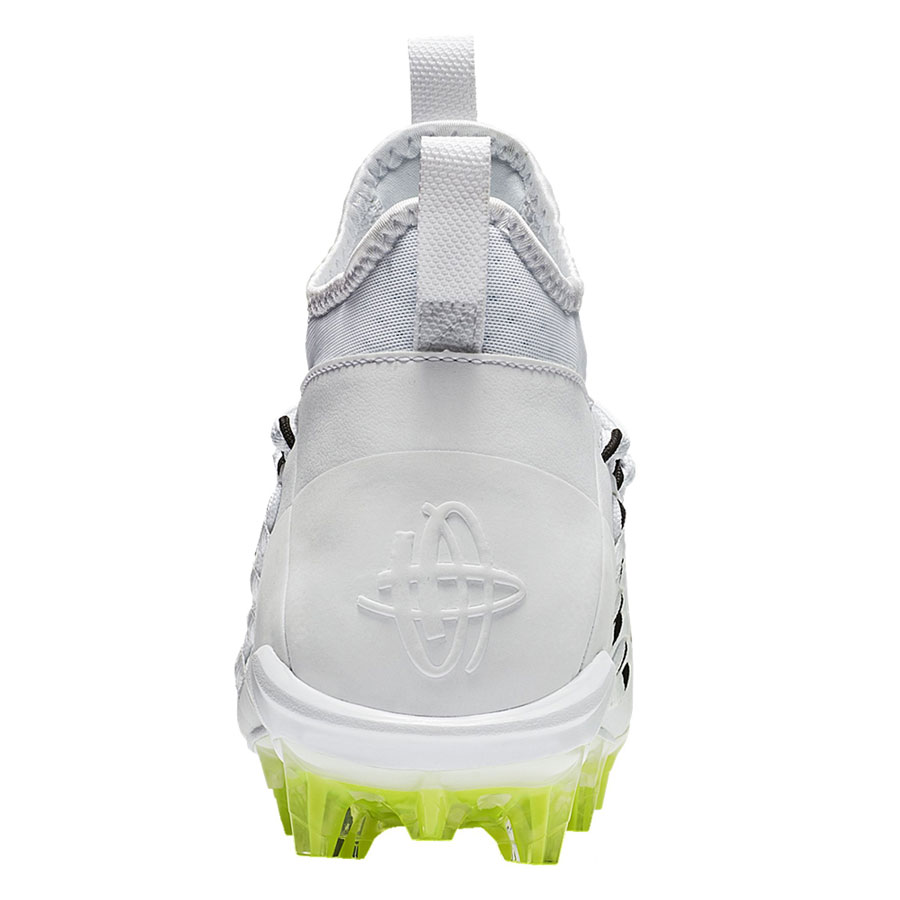 info for 95bec 043a4 Nike Huarache 6 Elite-White-Black Volt