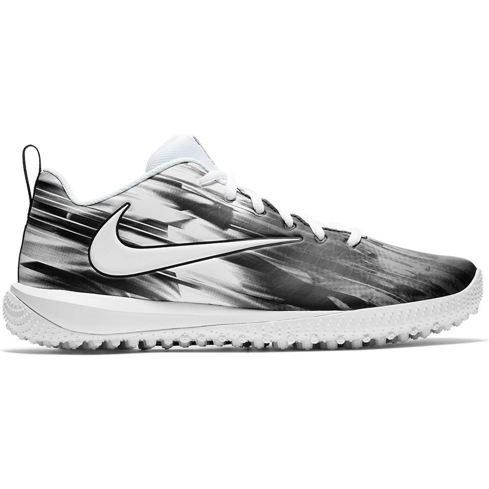d47a399b2715 Nike Vapor Varsity Low Turf Lax-White-Black   Lax