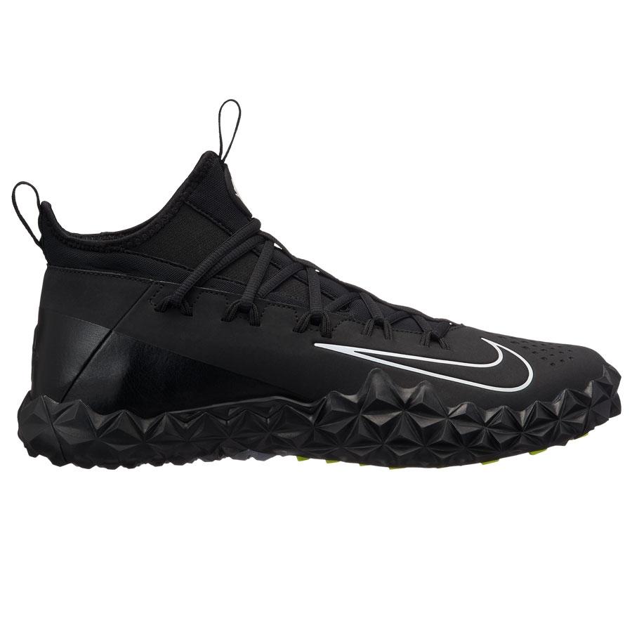 online store a1c09 fba29 Nike Alpha Huarache 6 Elite Turf-Black