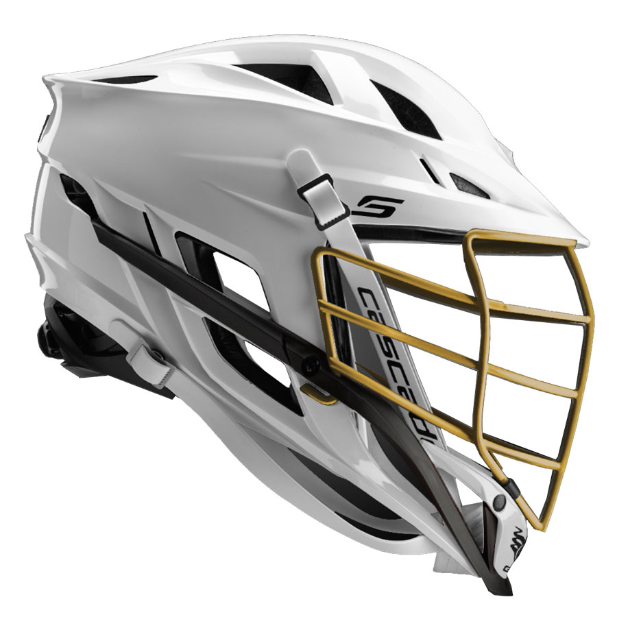 Cascade S-White Out Gold-In Stock