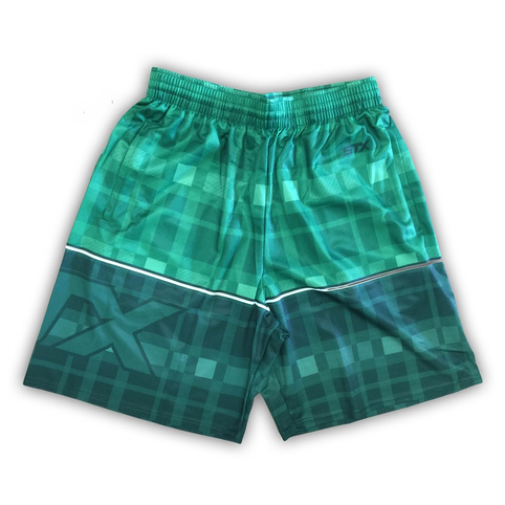 Youth Forest Green Lacrosse Short Green