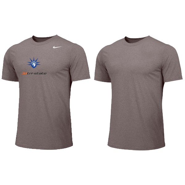 Nike YOUTH Dri-fit Shirt - 3d Tri-state