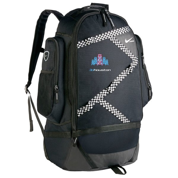 3d Faceoff Backpack - Houston