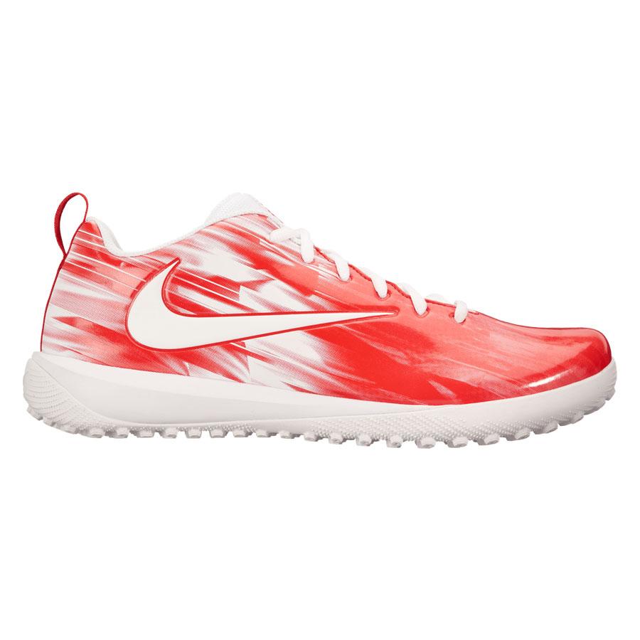 Nike Vapor Varsity Low Turf Lax-Red
