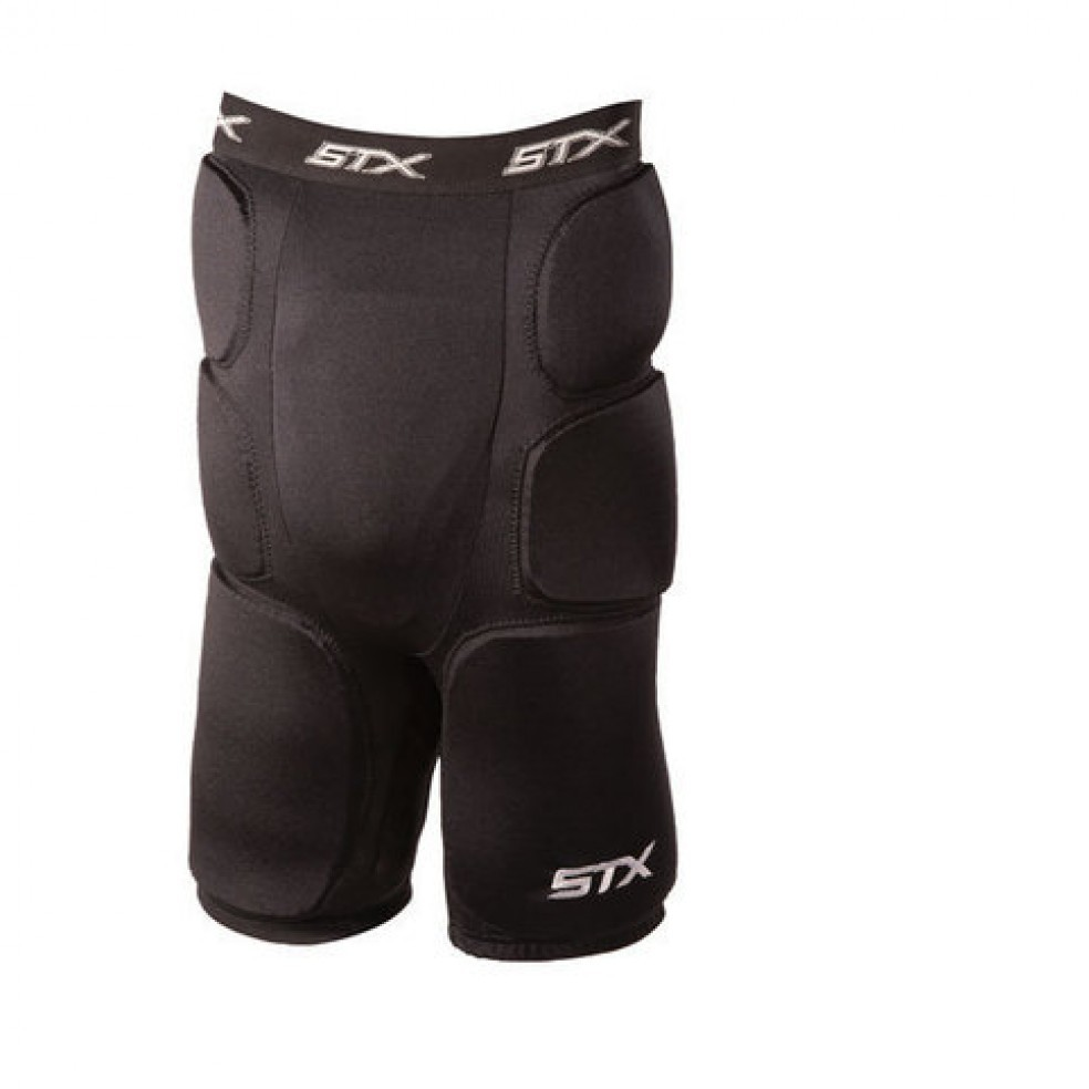STX Breaker Goalie Pants black Small