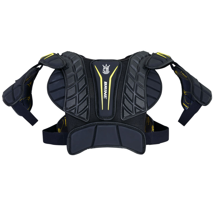 Brine Clutch Elite Shoulder Pads