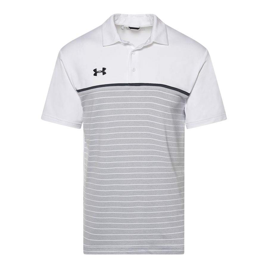 Under Armour M's Stripe Mix-Up Polo