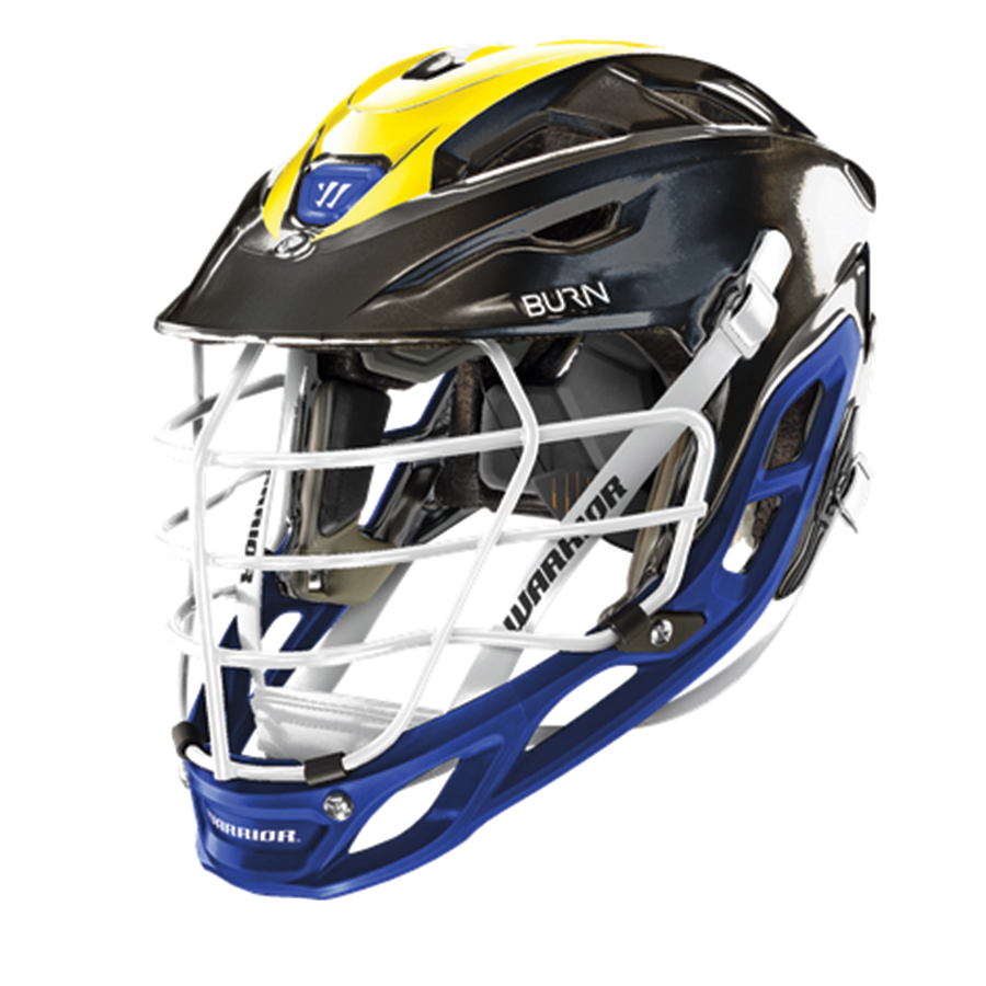 Warrior Burn Custom Lacrosse Helmet