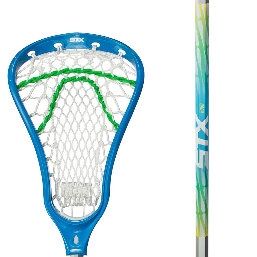 STX Fortress 100 Complete with Crux Mesh