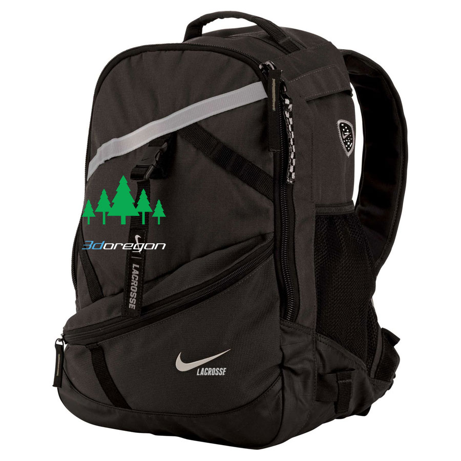 Lazer Backpack - 3d Oregon