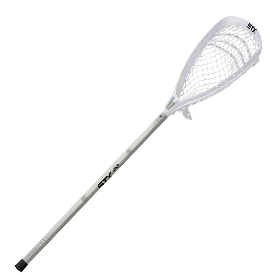 Stx Shield 100 Goalie Stick-White