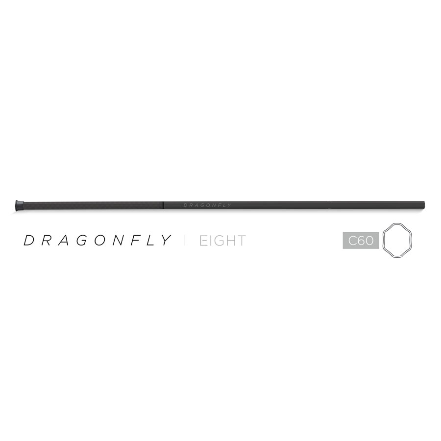 NEW Black Epoch Lacrosse Dragonfly Pro C60 IQ8