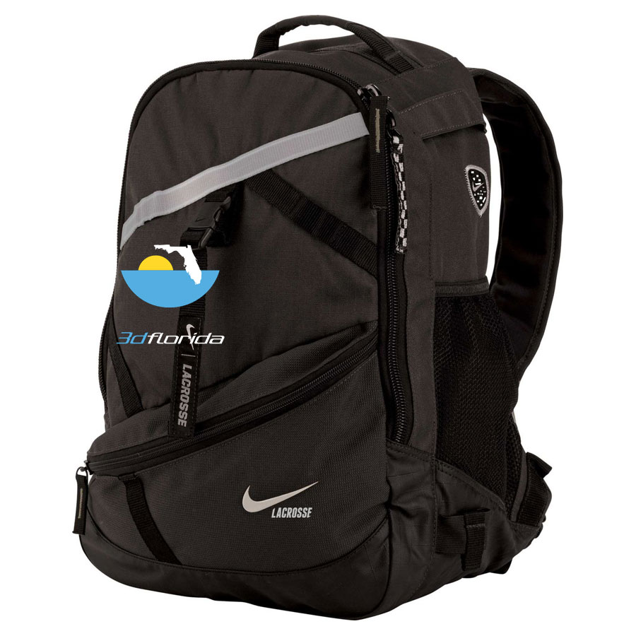 Lazer Backpack - 3d Florida