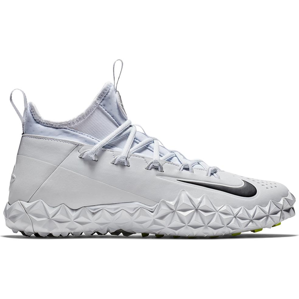 huge selection of b505a 34ad0 Nike Alpha Huarache 6 Elite Turf Lax-White-White
