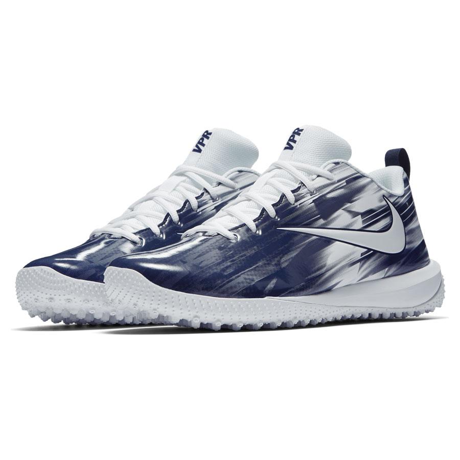 Nike Vapor Varsity Low Turf Lax-Navy
