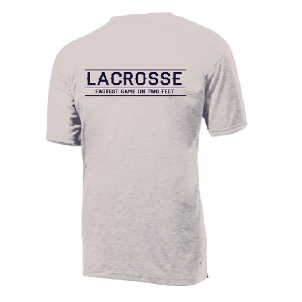 Lax.com Fastest Game Tee
