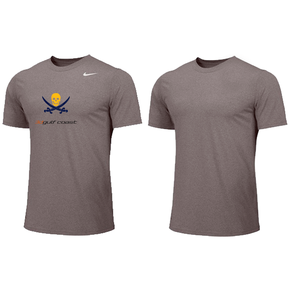 Nike YOUTH Dri-fit Shirt - 3d Gulf Coast