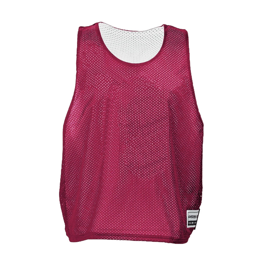 Maverik Reversible Tank-Maroon-L-XL