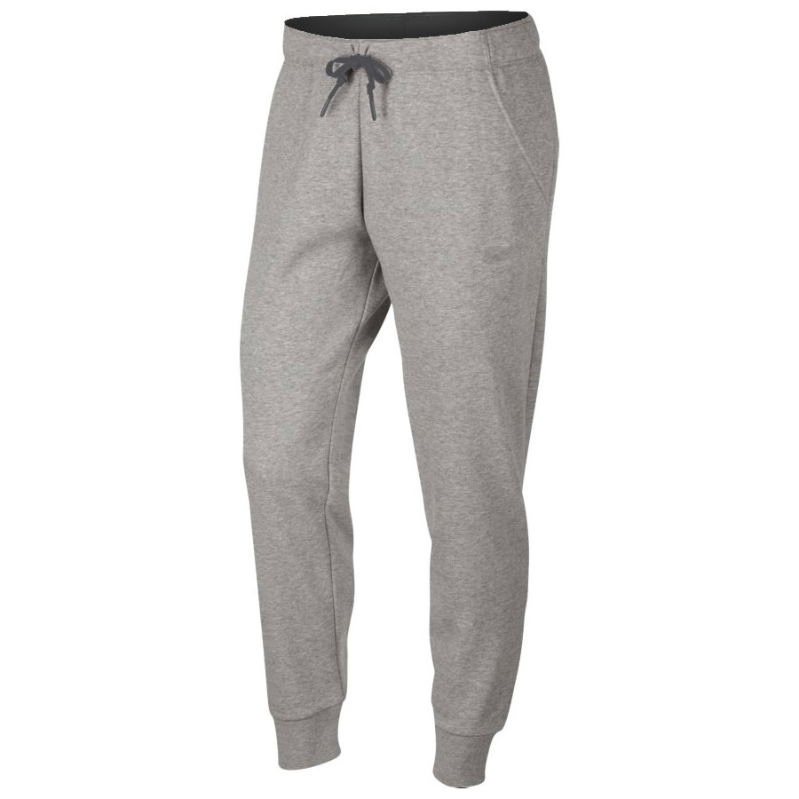 Nike Dry Women's Tapered Training Pants-Dark Grey Heather