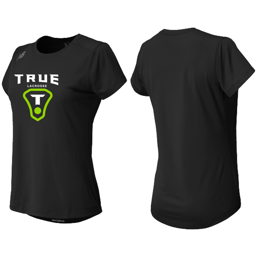 True LAX - New Balance Womens SS Tech Tee