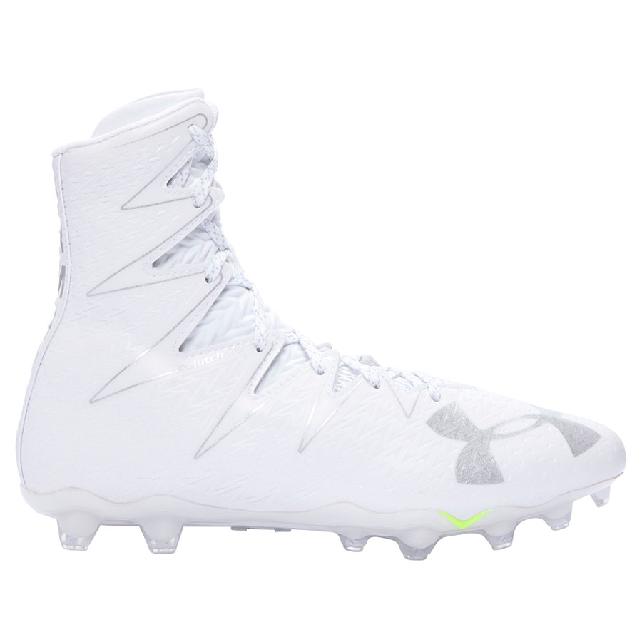 White Under Armour Football Cleats Off 53 Www Ravornvillaboutique Com