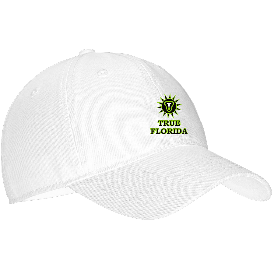 True FL - Canvas Cap White