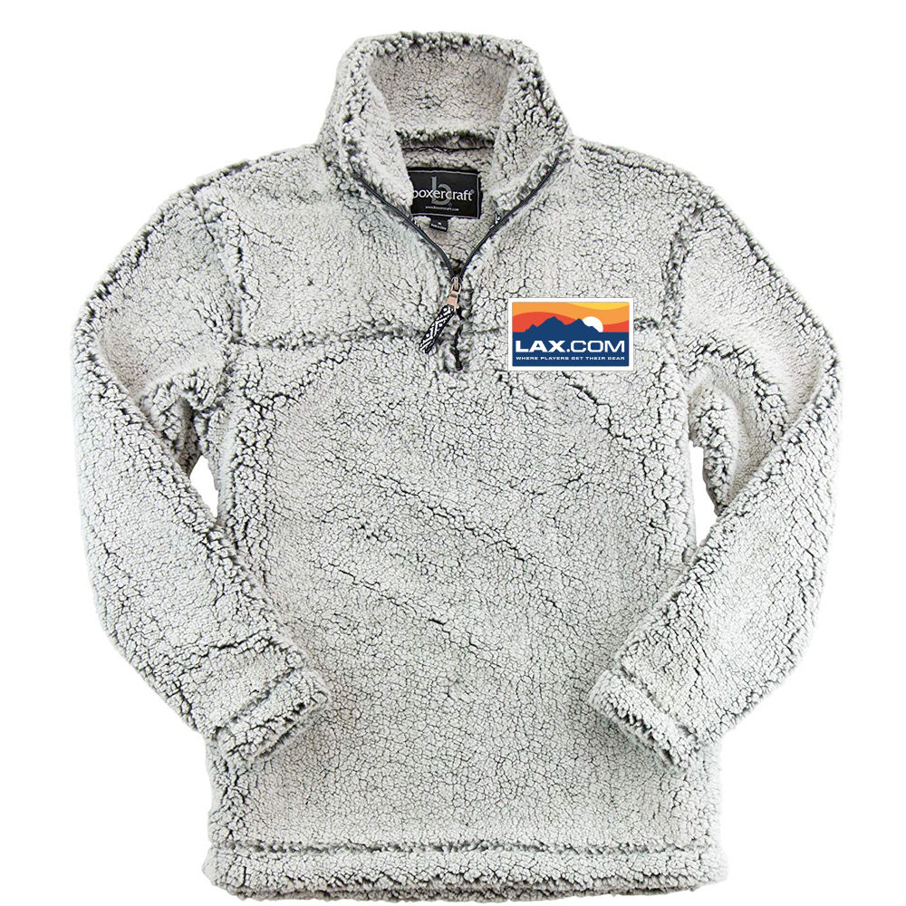 Lax.com Youth Sherpa Pullover