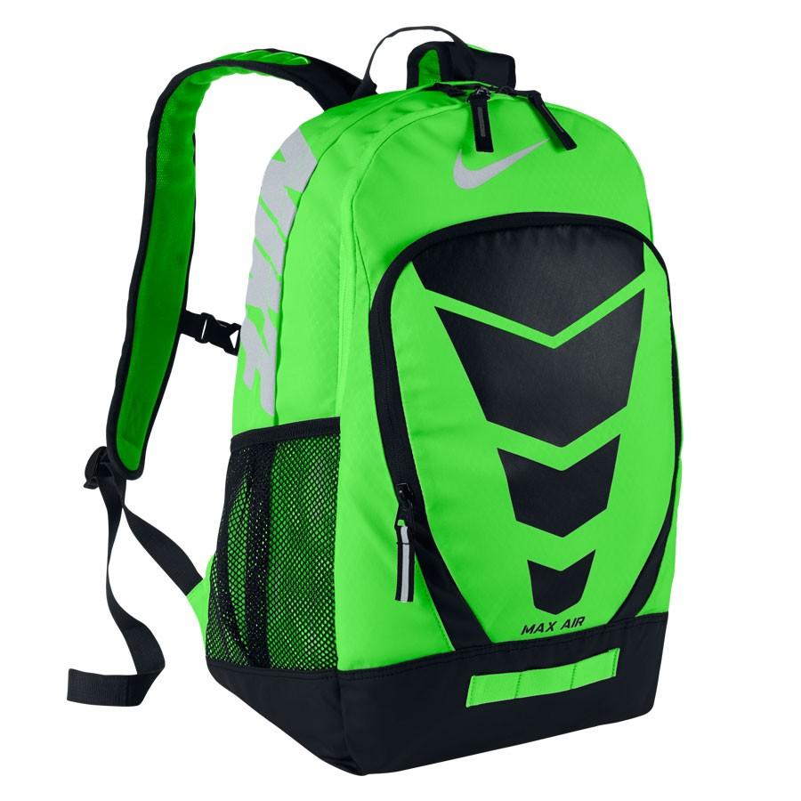 nike max air backpack review