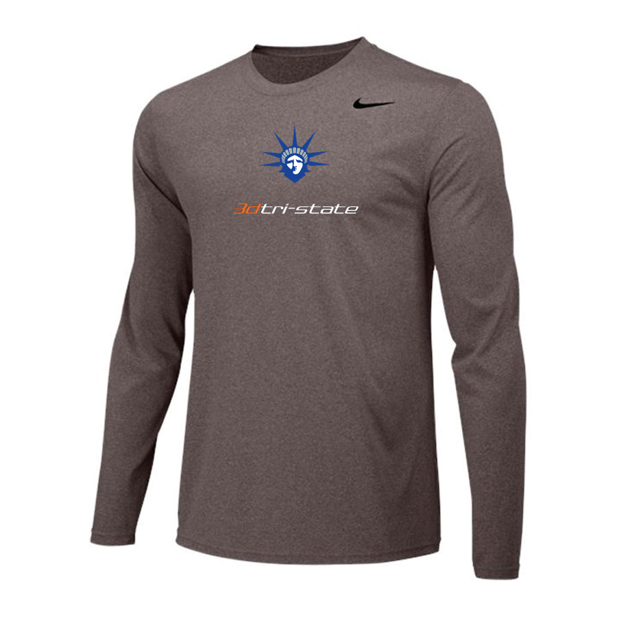 Nike Long Sleeve Dri Fit - 3d Tri State