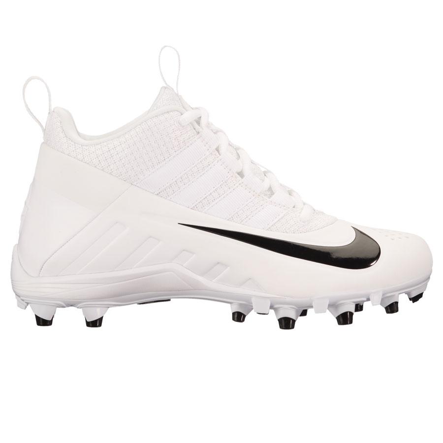 Nike Alpha Huarache 6 Youth-White