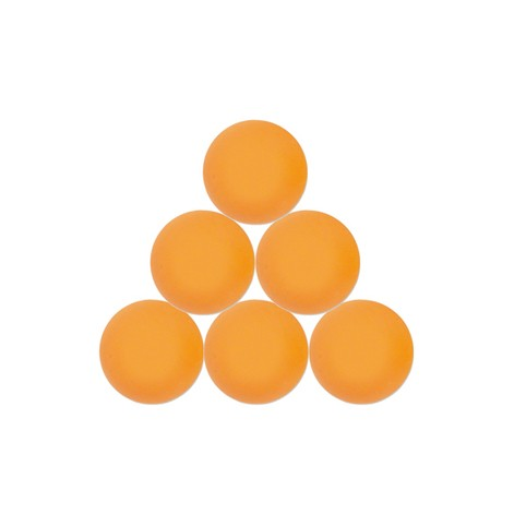 Lacrosse Balls 6-Pack-Orange