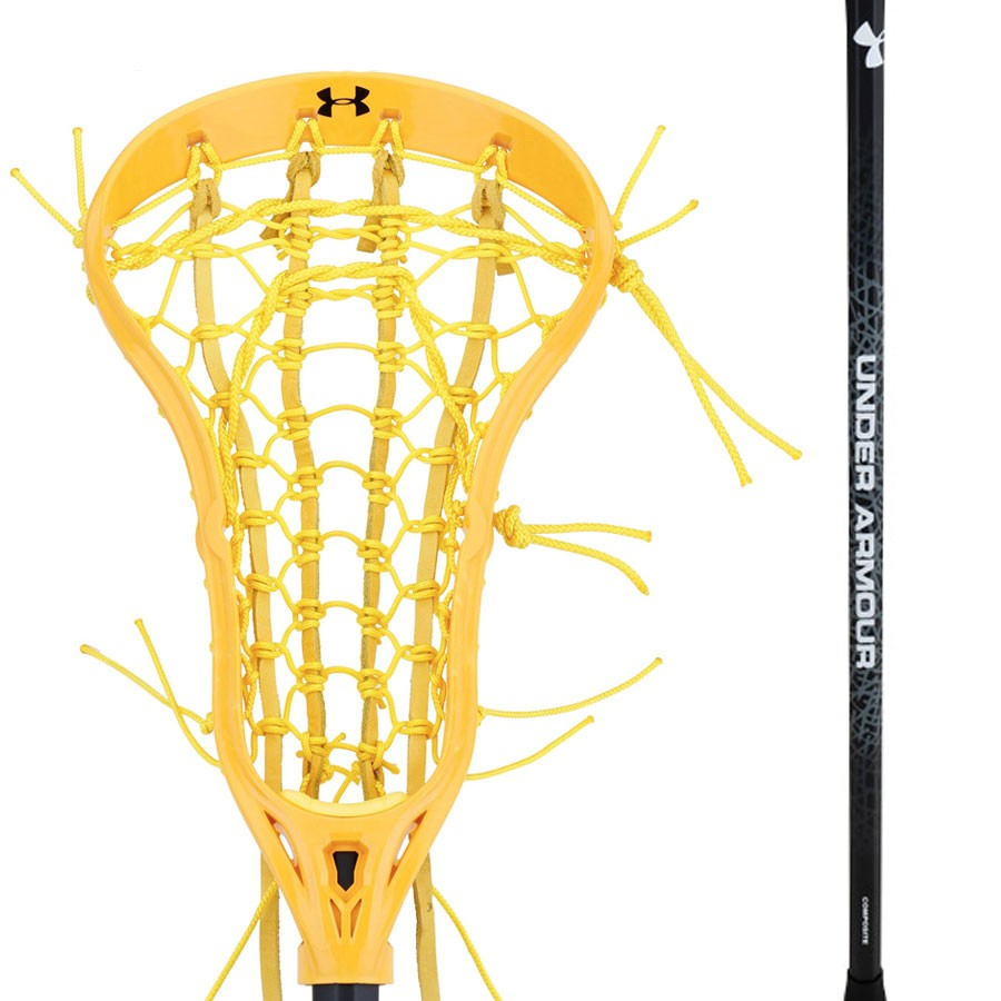 UA Regime Lacrosse Stick with Composite Handle