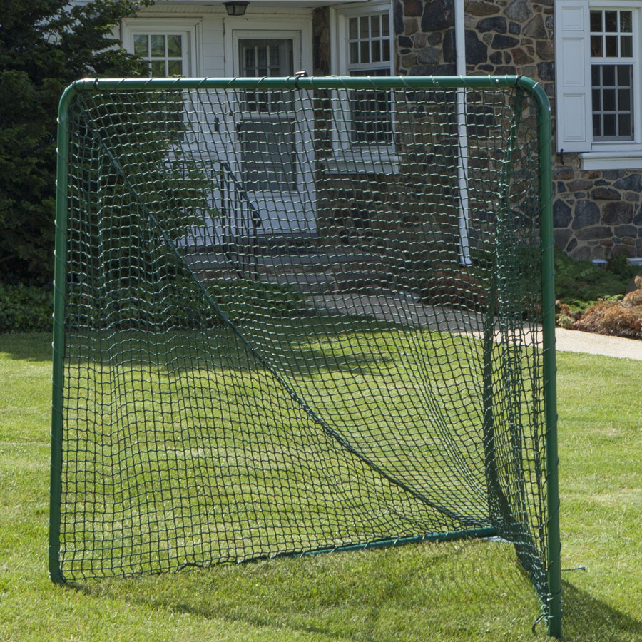 FoldFast The Green Lacrosse Goal with 5 MM Net