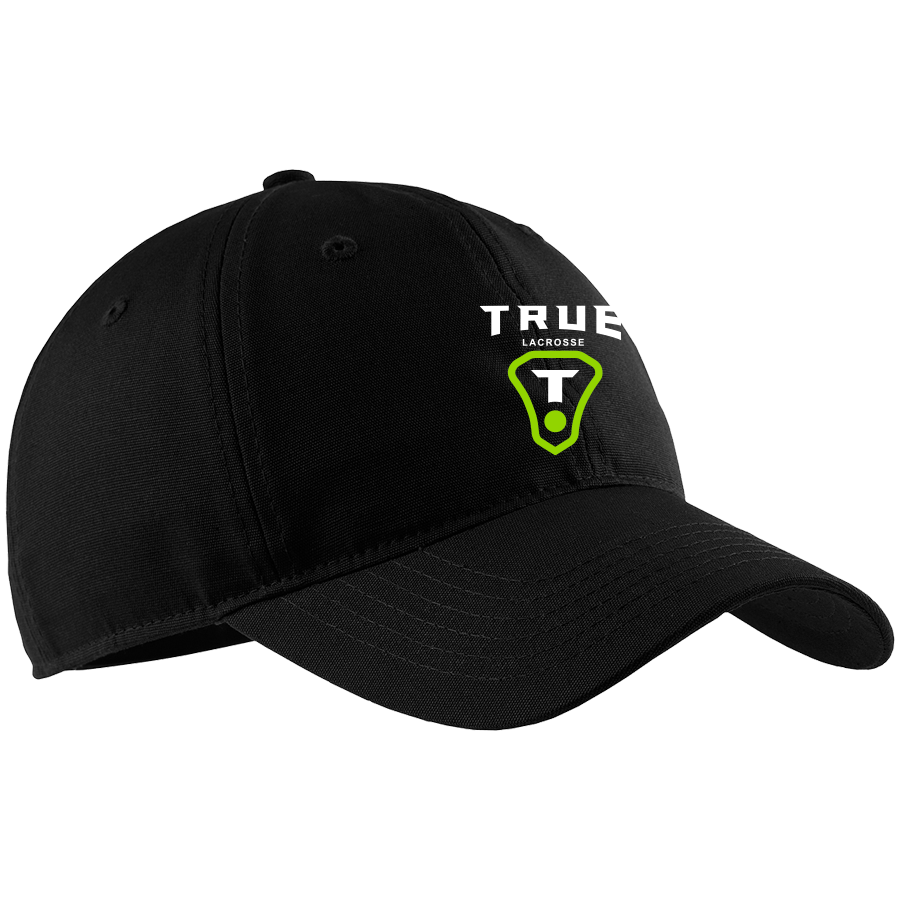 True LAX - Canvas Cap Black