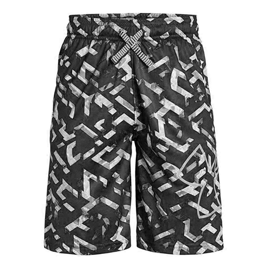 Under Armour Renegade 2.0 Jacquard Short - Pitch Gray/Black