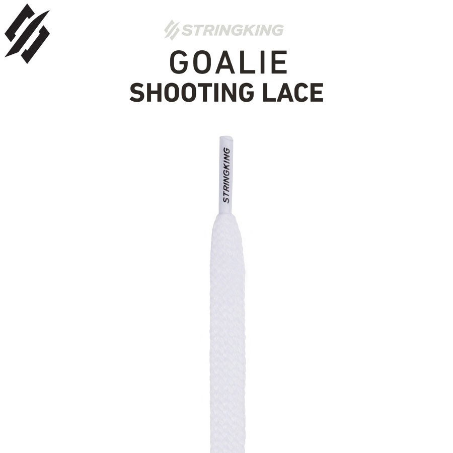 Stringking Goalie Shooting Lace