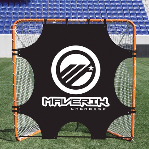 Maverik Paul Wall Goal Blocker-Black